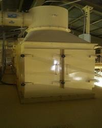 油煙回収装置のオイルミスト