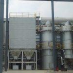 低濃度PCB廃棄処理施設用集塵機導入事例